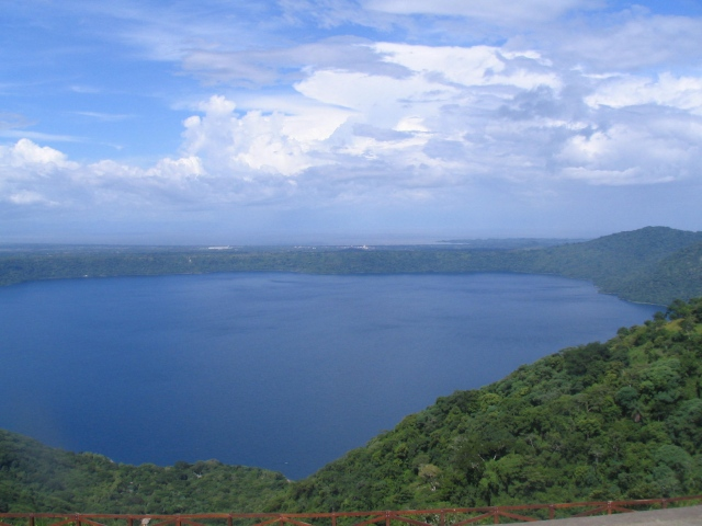 Lake Apoyo, Catarina Overlook