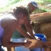 Constructing a Latrine