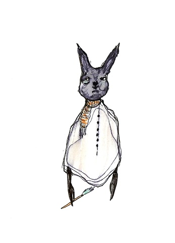 A Fine Hare is Hard to Find