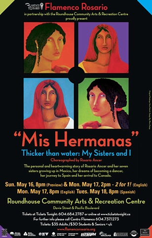'Mis Hermanas' Thicker than Water: My Sisters and I