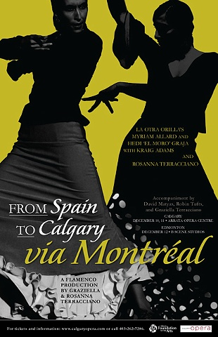 From Spain to Calgary via Montreal
