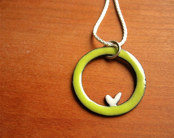 little basal necklace
