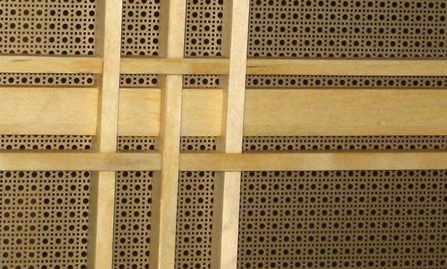 Radiator Cover Detail