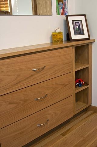 Sharchitecture Design Build Built In Dresser
