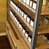 Display Shelves Detail 1