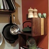 Squiggle Shelf
