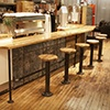 Wormhole Coffee Shop  Spring 2012