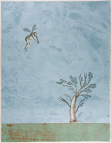 Flying Figure