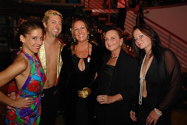 LOKI WITH THE LADIES