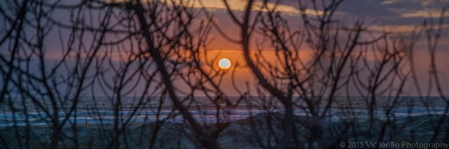 Sunset Moro Strand Campground,Moro Bay