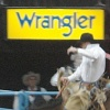"WRANGLER ""8 SECONDS"""