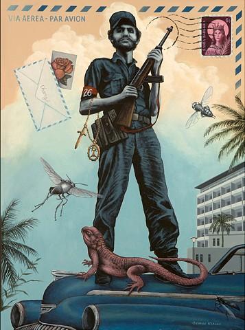 Castro, Cuba revolution 1958, US Navy