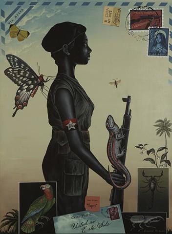 Cuban Revolution, Castro's Cuba 1958, U.S. Navy, nature, Santeria
