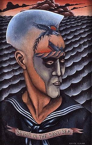 Spirit Sailor of the Savu Sea