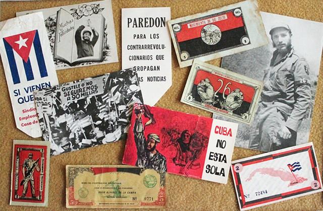 Castro Revolutionary Printed Ephemera