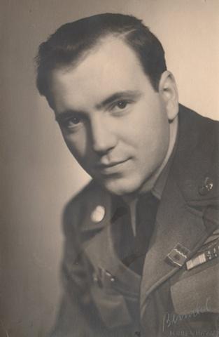 WWII army photo