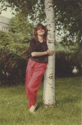 Gina Klauba, daughter