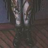 Tattooed Nun