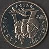 WWII Commemorative Clad Half Dollar