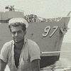 George Klauba, 1958, 6th Fleet Mediterranean.