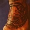 Tattoo Northwest Coast Indian design