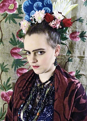 Jaime as Frida