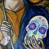St. Michael Shares His Sugar Skull Recipe