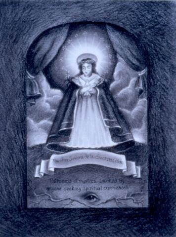 Neustra Señora de la Encarnacíon