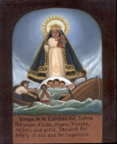 Nuestra Señora de la Caridad del Cobre