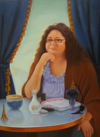 Portrait of Lisa Sanchez