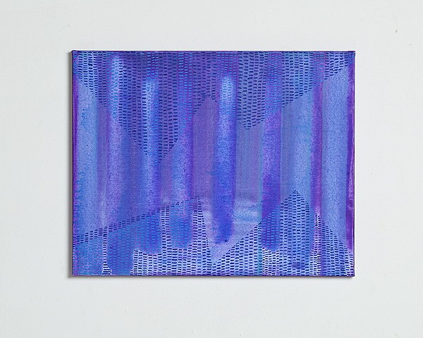 Untitled (purple, forest)