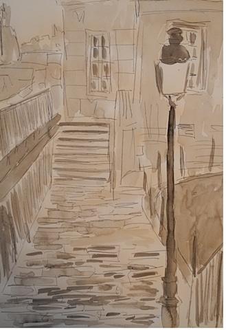 Paris Lampost 7