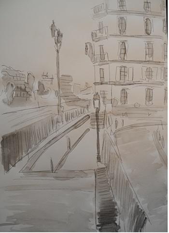 Paris Lampost 11