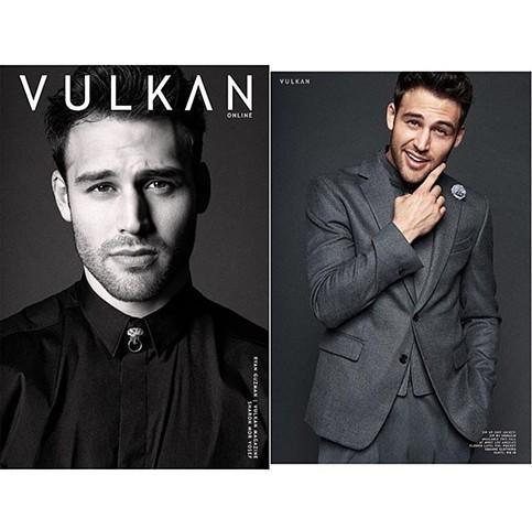 Ryan Guzman Vulkan Magazine