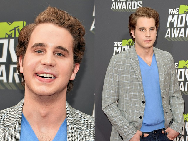 Ben Platt MTV Movie Awards