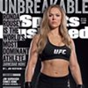 Sports Illustrated Ronda Rousey