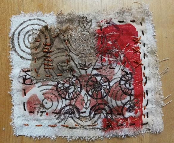 Stitch Meditation 8