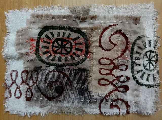Stitch Meditation 5
