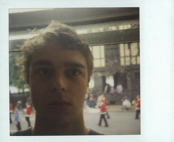 Benjamin Lee Sperry / Polaroid