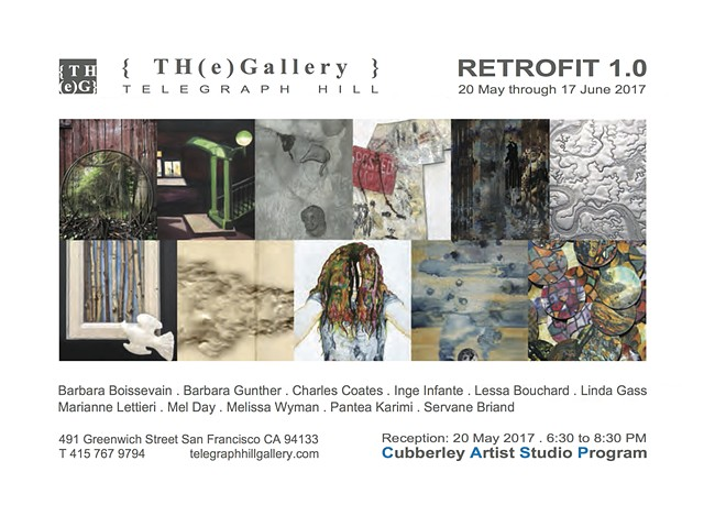 RETROFIT at Telegraph Hill Gallery in San Francisco