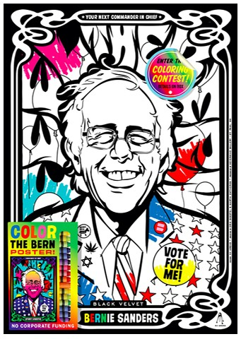 Feel the Bern (Poster)