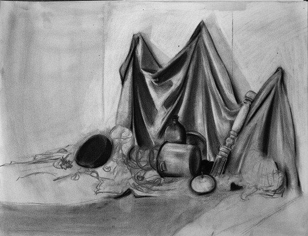 DRAWING I: Still Life Drawing