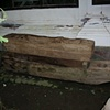 Larger teak rice hullers