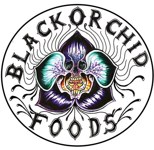 black orchid foods, vegan catering vegetarian, west philadelphia catering, leta gray, punk show catering