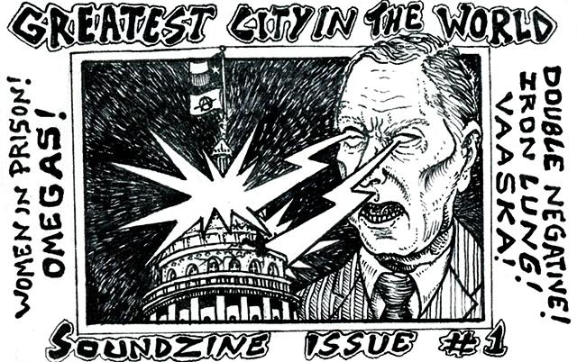 Bad Brains, Omegas,  Iron Lung, Women in Prison, Vaaska, Mayor Bloomberg