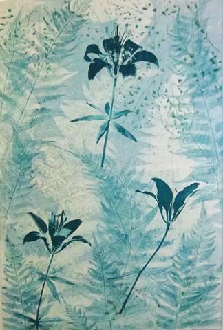 Wood Lilies 3