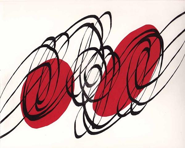 Loop the Loop Again with Red