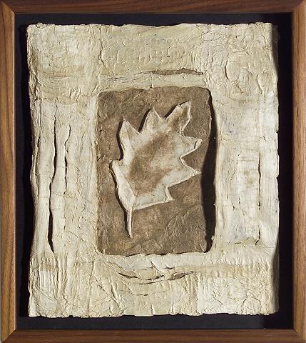 Margaret Merritt, Amate, Bark Paper, Cast Paper