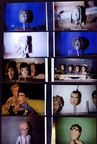 character sculpting mtv celebrity deathmatch