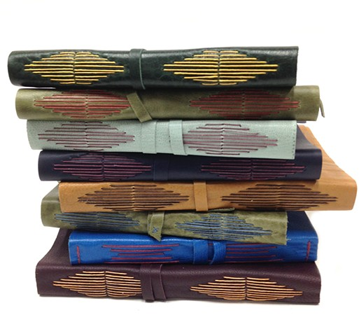 Soft Cover Longstitch Bindings 4